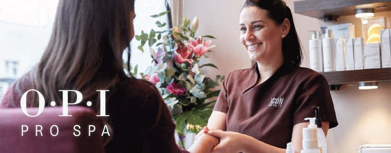 Manicure at Icon Beauty Bristol