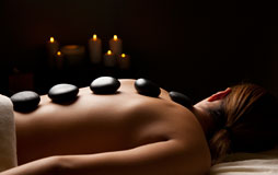 Body massage & hot stone massage