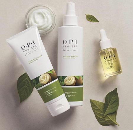 OPI Pro Spa range