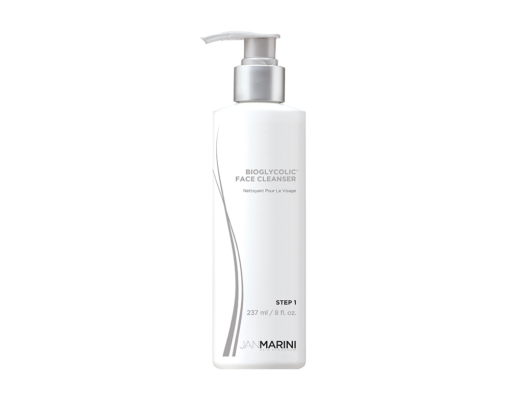 Product Of The Month – Jan Marini Bioglycolic Face Cleanser
