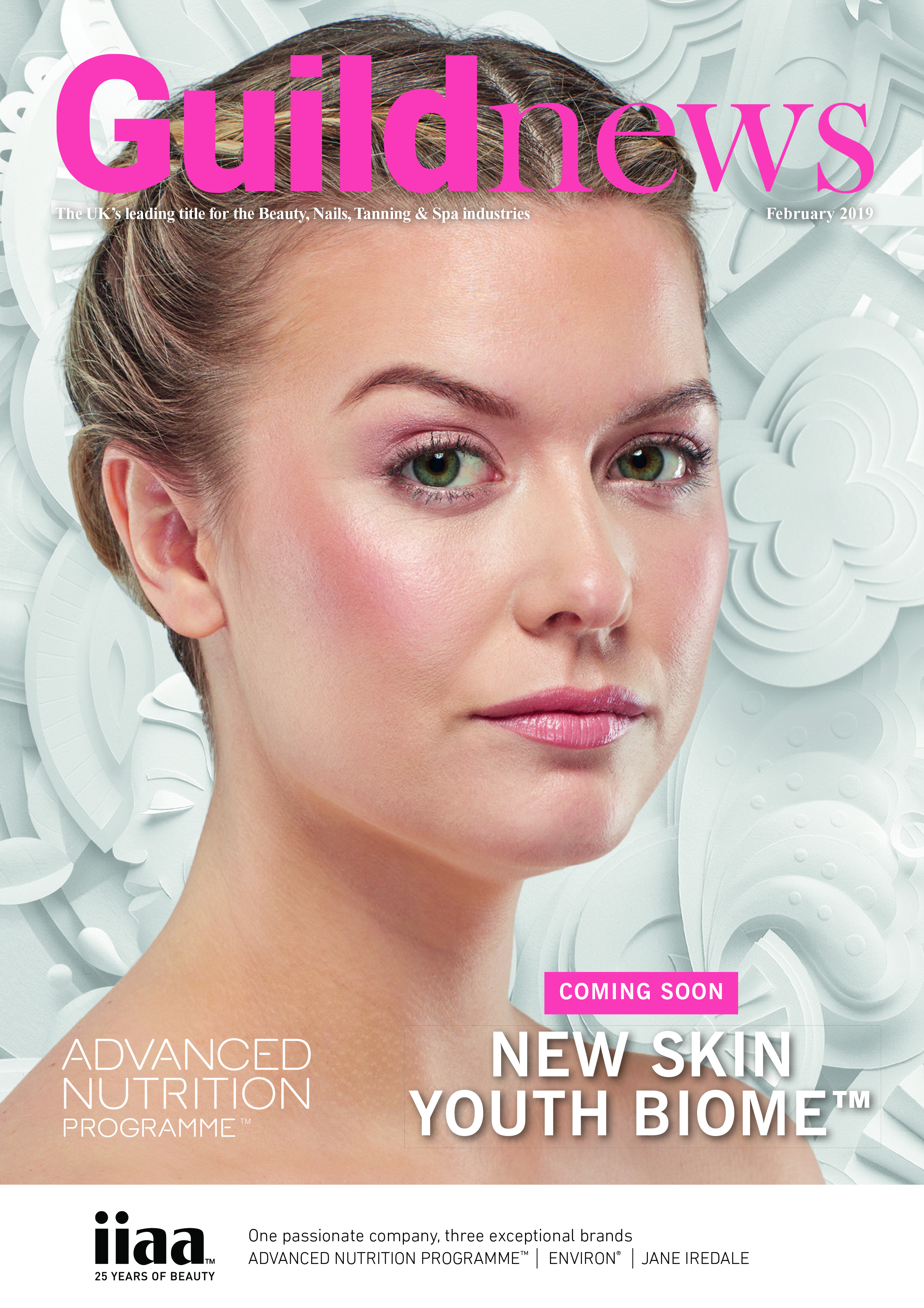 HOT OFF THE PRESS! Read All About Icon Beauty In The Latest Edition Of Guild News…